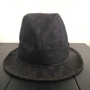 Women s Black Gucci Bucket Hat on Poshmark 733653d172ad